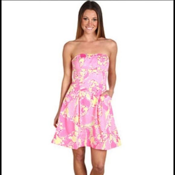 016b7724a2903 Lilly Pulitzer Dresses   Skirts - LIKE NEW💞 GORGEOUS LILY PULITZER  SUNDRESS! CUTE💕