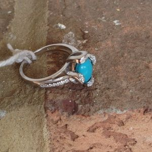 Jewelry - Magical Blue Turquoise Topaz