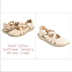 Josef Seibel Shoes - Josef Seibel Sunflower Sandals NWOT