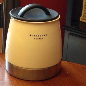 Starbucks Coffee Other Starbucks Coffee Storage Container Poshmark