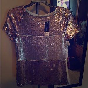 Beautiful Dorothy Perkins embellished top!