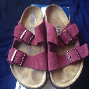 f8454bee2d6 Birkenstock Shoes - Soft Footbed Arizona Birkenstocks.