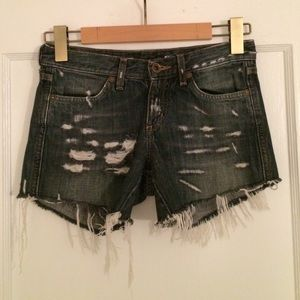 Mavi Pants - Mavi Jeans & Co Denim Cutoffs