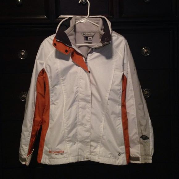 Columbia vertex jacket women's