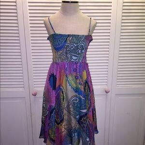 New Beautiful Miss Sixty Dress w/ removable straps