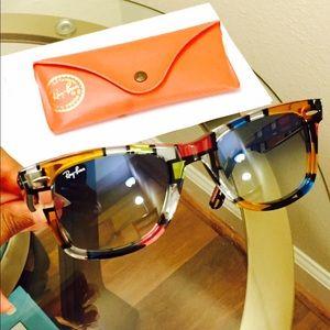 RayBan Wayfarer Special Series #6 Sunglasses