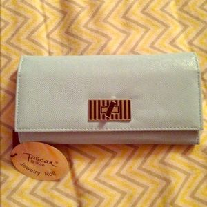 Tuscan Designs jewelry clutch