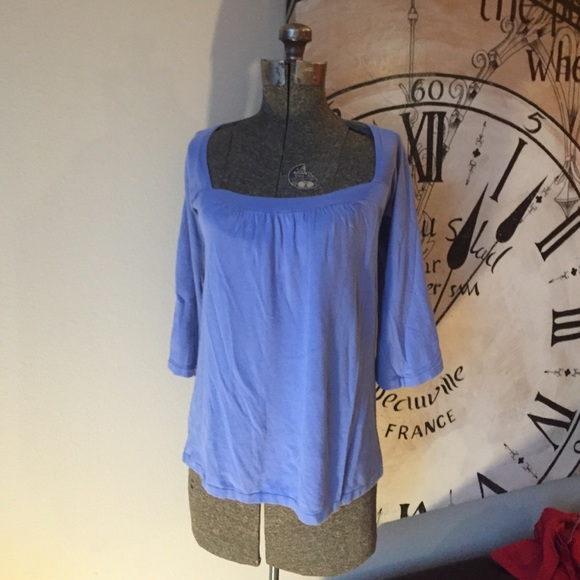 80% off Banana Republic Sweaters - Periwinkle blue sweater. Great ...