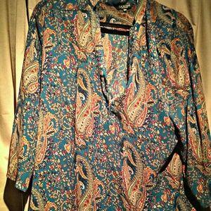 Dresses & Skirts - Vintage California Hippie Dress Shirt