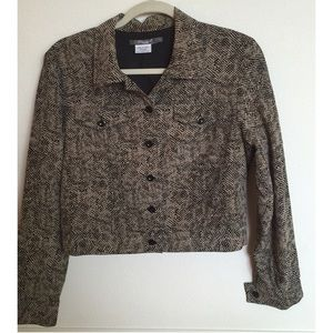 MAGGY L Silk Jacket