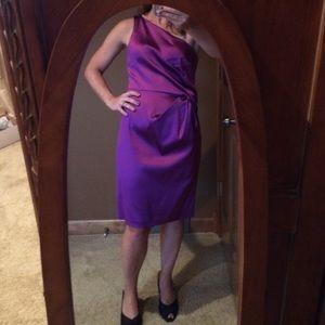 Donna Morgan Dresses & Skirts - Donna Morgan one shoulder dress