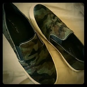 No Longer Available!! Camo loafers