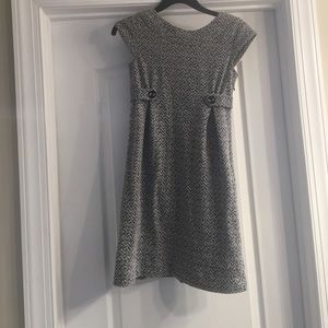 A. Byer Dresses & Skirts - Gray and black dress!