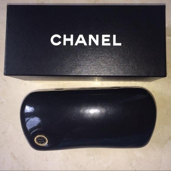 0ff565f098f0 CHANEL Accessories | Sunglass Box Case With Book Card | Poshmark