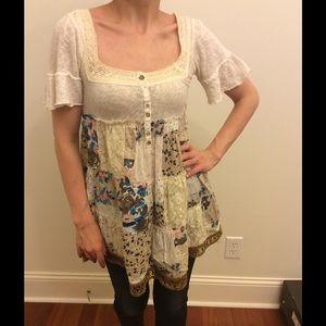 Free People Dresses & Skirts - Free People Dress/ Tunic, Sz XS