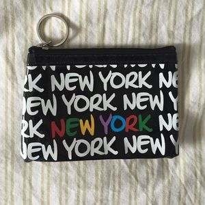 Handbags - New York Coin Purse