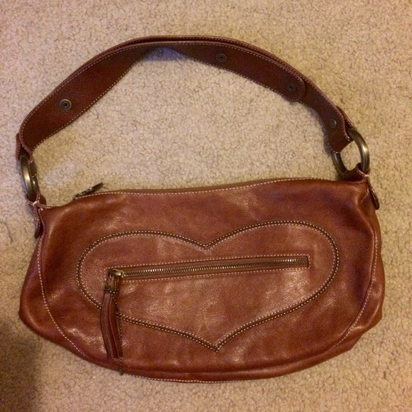 30b6e77af92 Moschino Bags | Cheap Chic Slouchy Leather Hobo Purse | Poshmark