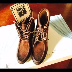 Frye Shoes - Frye Boots. 🎉🎉AS seen in Vogue🎉🎉 reduced .