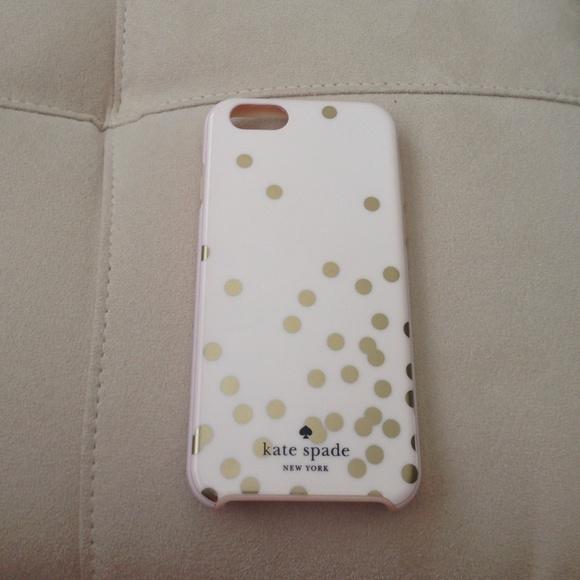brand new 0f348 fe5df Kate spade confetti iphone 6 case