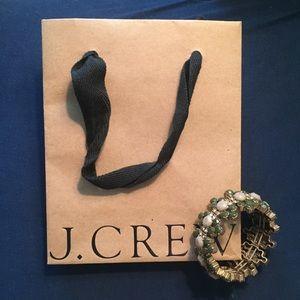 J. Crew Stretch Bracelet