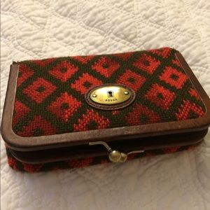 Fossil Accessories - Fossil Cosmetic Case