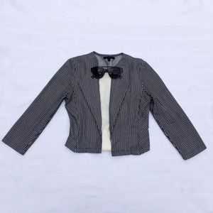 Striped Urban Outfitters blazer