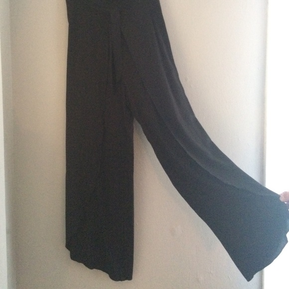 32% off Neiman Marcus Pants - Neiman Marcus long black gaucho ...