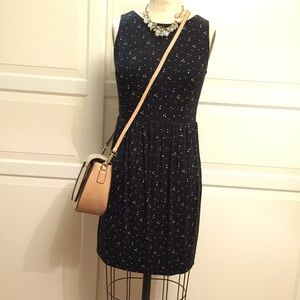 LOFT Dresses & Skirts - Black knit dress