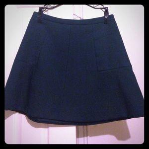 J. Crew flute skirt