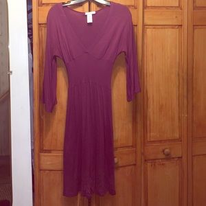 Purple Romeo & Juliet Couture Dress
