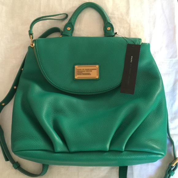 caef8475d1 Marc by Marc Jacobs Bags | Mbmj Classic Q Mariska Backpack Soccer ...
