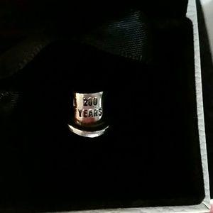 02160571fe1 Pandora Jewelry - Rare HCA 200 year top hat. authentic Pandora