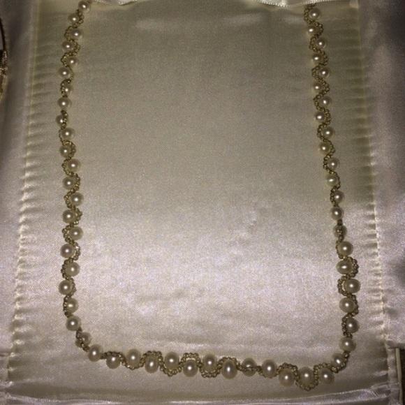 Jareds Jewelry Pearl Necklace Poshmark