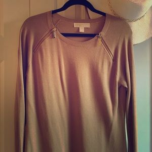 Michael Kors shift sweater dress
