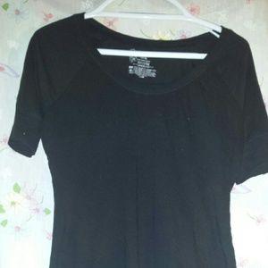 Black tshirt sz l