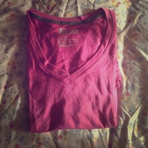 Pink Nike workout top!