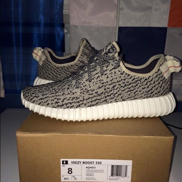 Yeezy 350 Boost Turtle Dove