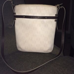 Loewe Handbags - Auth Loewe anagram pattern crossbody leather strap