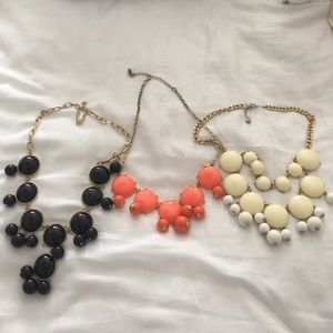 Bubble necklaces!!!!