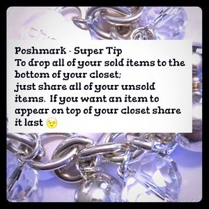 Other - Poshmark Super Sellers Tip ❤️🎁❤️