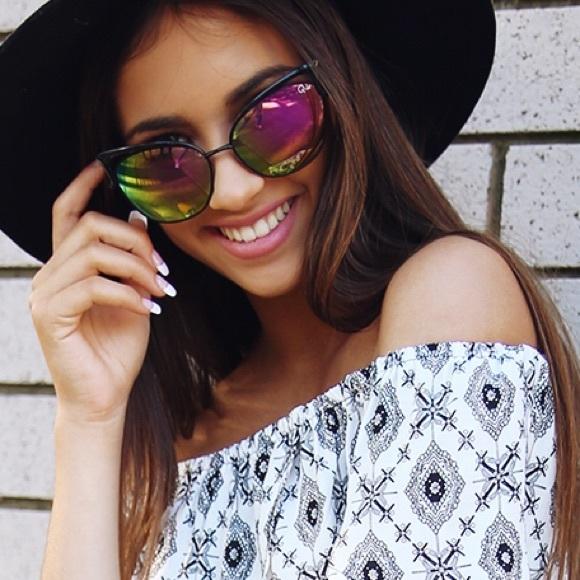 Quay Australia Sunnies 😎😍 ️   Quay australia, How to wear