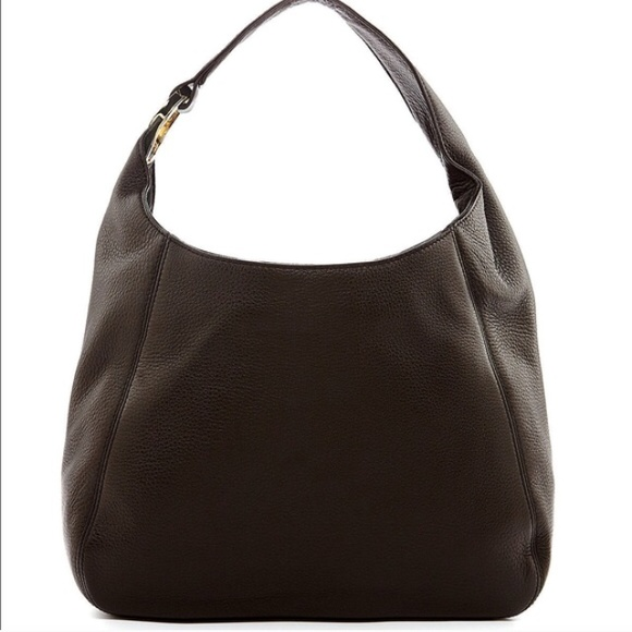Michael Kors - Michael Kors Fulton Hobo Shoulder bag Dark Brown ...
