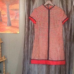 Vintage 60's Mod dress