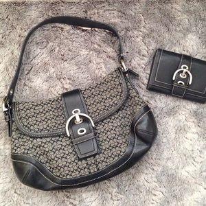 HP Authentic Coach handbag