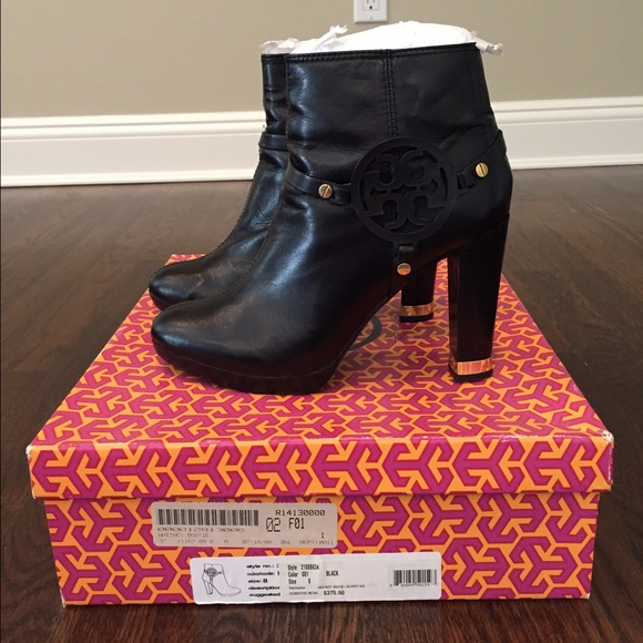 f3025a6366e6 RESERVED-tory Burch Whitney Bootie. M 55e8a6cf9c6fcf6ae90009aa