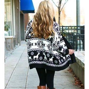 Sweaters - Reindeer Sweater
