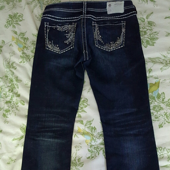 66% off Silver Jeans Denim - Silver Berkley Jeans from Nicole's ...