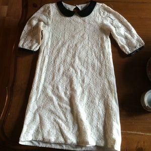 T tahari white dress for teens