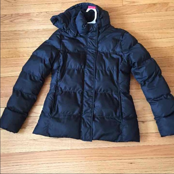 6c6d3379ef6f4 Faded Glory Jackets & Coats | Black Puffer Jacket | Poshmark