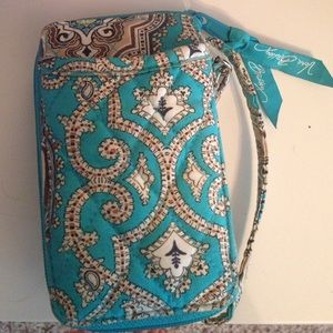 Vera Bradley Handbags - Vera Bradley wallet and phone case